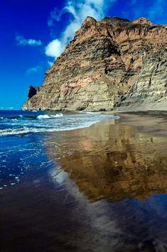 Playa de Guigui. Gran Canaria