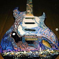 Music Instruments, Guitar, Art, Art Background, Musical Instruments, Kunst, Performing Arts, Guitars, Art Education Resources