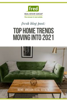 🏡 With stay-at-home orders requiring people to spend more time in their houses this year, homeownership needs have shifted and new trends are emerging as many re-evaluate what they find most important in a home.  From Zoom rooms to pet-friendly living, just released by Zillow, the top 10 trending design and home features that will continue to gain popularity in 2021, and will not only add comfort and convenience but might even add extra value to your home. Home Trends, New Trends, Room Corner, Kitchen Time, Waterfront Property, Home Ownership, City Living, New Construction, Home Buying