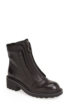 Ash 'Space' Leather Boot (Women) | Nordstrom