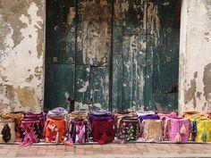 Monólogo de la mochila wayuu... tomado de enfoque caribe.