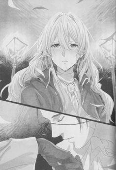 Violet Evergarden Light Novel, Armin, Violet Evergarden Gilbert, Violet Evergarden Wallpaper, Manga Anime, Anime Art, Violet Evergreen, Violet Garden, Violet Evergarden Anime