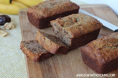 An Aussie With Crohns: Banana, date & walnut bread. (Paleo & SCD).