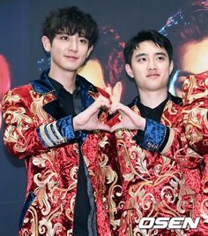 EXO-CHANYEOL AND D.O