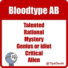 Things you need to know about blood type AB ...