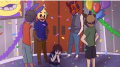 Five Nights At Freddy's 4... ;-;
