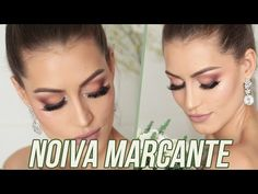 QUERO ME MAQUIAR NO DIA DO MEU CASAMENTO - Noiva Marcante - YouTube Fitbit, Make Up, Videos, Youtube, Eyebrows, Finger Nails, Makeup For Brides, How To Make Up, Professional Makeup