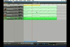 How to Mash Up Songs Using Garage Band | eHow
