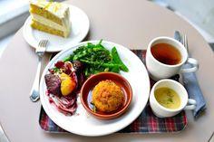 アートなケーキに目を奪われる。ロンドンっ子が最も愛するデリカフェが日本初上陸 ことりっぷ