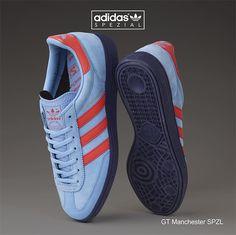 """#AdidasOriginals """"GT Manchester x Spezial"""" #zapatillas #trainers #sneakers #footwear #spezial #spzl #edicionespecial #specialedition #adidas #adidasonly #adiporn #adidasspezial #adidasgtmanchester #terraces #football #footballcasuals #casual #casualculture #casuals  #proximamente #comingsoon #savethedate #reservalafecha Disponible mañana 06.10.16 a partir de las 10.30 h. #RivendelMadrid C/ Benito Gutiérrez 6, #madrid www.rivendelmadrid.es"""