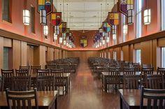 Barrett Honors College -- Arizona State University -- Tempe, AZ by sixthriverarchitects, via Flickr
