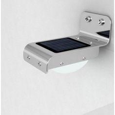"""Lampada ad energia solare da parete """"Smart"""". Piccola, potente ed elegante!!!"""