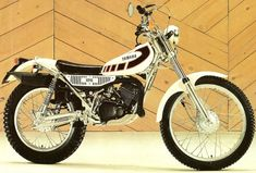 TY 125 blue 1977