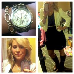 CHIC.CLASSY.CHEAP: New blog post! Work outfit for fall weather. Please repin/share/subscribe :)