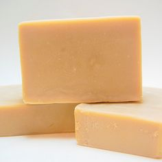 Coconut Vegan Cold Process Soap Bar by SnerbStudio on Etsy