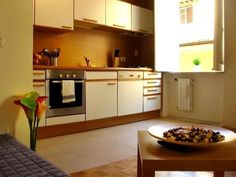 Rome Apartment Michelangelo Comfort - Kitchenette Rome Apartment, Kitchenette, Michelangelo, Kitchen Cabinets, Home Decor, Decoration Home, Room Decor, Cabinets, Home Interior Design