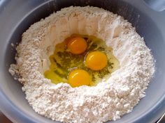 Scratch Egg Noodles Recipe