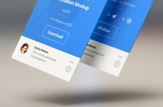 Two classic and elegant app screen mockup to display your mobile designs.We also included a nice high-res blurred background, ideal to...