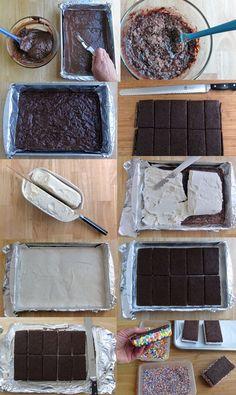 Homemade Ice Cream Sandwiches - Food Recipes