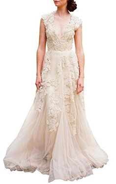 Bookmark via01.5k0[tps_header]Once you have seen Emily Riggs wedding dresses there is no turning back… Romantic wedding gowns from Emily Riggs bridal with delicate hand beaded lace and floral embroidery that will knoc...
