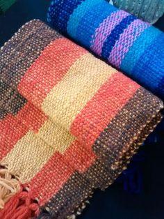 Textiles, Loom Weaving, First Home, Blanket, Rugs, Crochet, Crafts, Macrame, Amanda