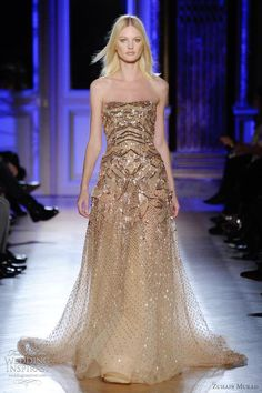 Zuhair Murad Spring/Summer 2012 Couture | Wedding Inspirasi