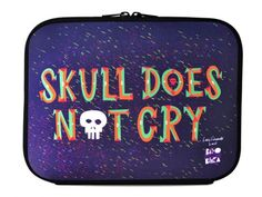 "funda netbook skull 10"" Skull, Backpacks, Totes, Cases, Purses, Skulls"