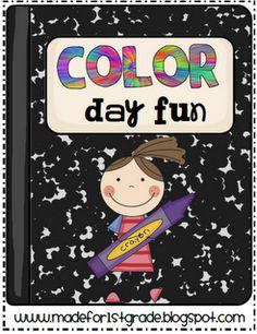 My Many Colored Days ideas