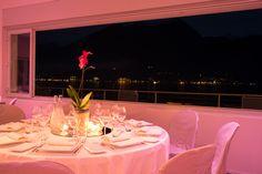 Lido di Bellagio, Via P. Carcano, 1 #night #lago #sala #allestimenti