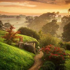 Magical Nature Tour • voiceofnature: A portrait of the Shire by Daniel...