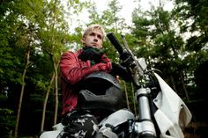 """YESSSSSSSSSSSS! This move sounds AMAZING! : The First Official Photo Of Ryan Gosling In """"The Place Beyond The Pines"""" http://www.buzzfeed.com/lyapalater/here-is-the-first-photo-of-ryan-gosling-in-the-pl"""