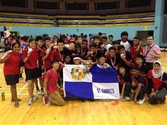 B Division Champions – Northland (Boys), Bukit Merah (Girls) | Singapore Floorball Association - For the love of the game