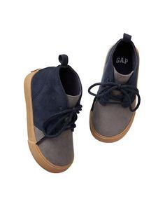 Factory desert boots