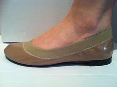 gigi nuede...Adorable Gigi Ballet flat. Available in lots of fun colors...