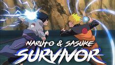 Naruto & Sasuke「AMV」- Survivor Naruto And Sasuke, Movie Posters, Anime, Movies, Films, Film Poster, Cartoon Movies, Cinema, Anime Music
