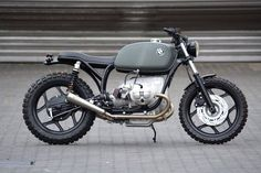 Check out a variety of my best builds - custom scrambler concepts like this Bobber Bikes, Bmw Motorcycles, Custom Motorcycles, Custom Bikes, Bmw Cafe Racer, Cafe Racer Motorcycle, Cafe Racers, J Birds, Bmw Scrambler