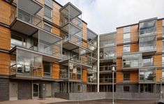 Ruotutorppa Social Housing By Hannunkari & Mäkipaja Architects