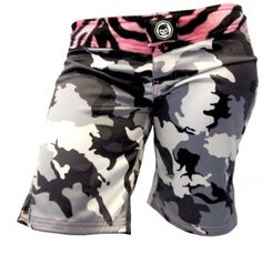 My fight shorts! As cute as they are, they are also comfy! I want them!!