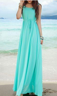 Charming Sexy Beach Prom Dresses, Simple Long Party #prom #promdress #dress #eveningdress #evening #fashion #love #shopping #art #dress #women #mermaid #SEXY #SexyGirl #PromDresses