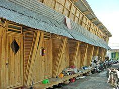 Image 9 of 14 from gallery of Pemulung House / IBUKU. Courtesy of IBUKU