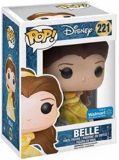 Belle in Glittering Ballgown Vinyl Figure 221