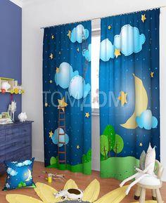 """Комплект штор """"Рукба"""": купить комплект штор в интернет-магазине ТОМДОМ #томдом #curtains #шторы #interior #дизайнинтерьера"""