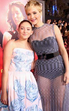 Willow and Jennifer