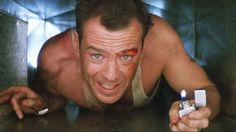 """Bruce Willis as John McClane in """"Die Hard"""" (1988)"""