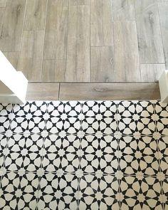 Cement Tile Shop Encaustic Cement Tile Agadir White 6