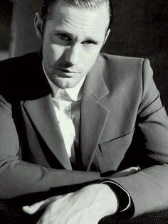 Alexander Skarsgard AKA Eric from True Blood - oh please be mine!
