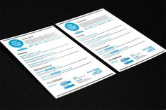 This is a list of 10 awesome free resume templates you can use to grab the design job of your dreams. These free resume templates are in various formats. Resume Design Template, Creative Resume Templates, Cv Template, Design Resume, Templates Free, Resume Cv, Free Resume, Sample Resume, Resume Format