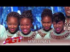 Ndlovu Youth Choir: Dance Group Do South Africa PROUD On The Big Stage! ... #trending #agt #ndlovu_youth_choir #semi_finals #americas_got_talent #South_Africa
