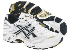 """- Included, yet another, new technology, """"Lateral Rearfoot Flex Grooves"""" giving the wearer a smoother ride, and while keeping the weight at 12 ounces. Asics, History, Sneakers, Timeline, Evolution, Shoes, Technology, Tennis, Tech"""