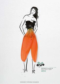 Maygreen: Floral Fashion, 4